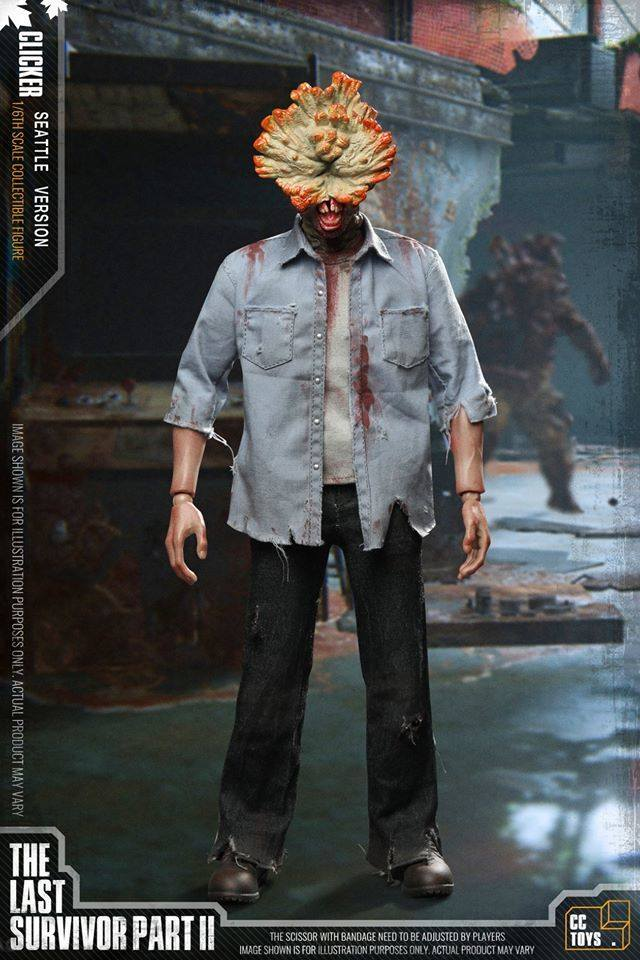 THE LAST OF US - PART 2: CLICKER