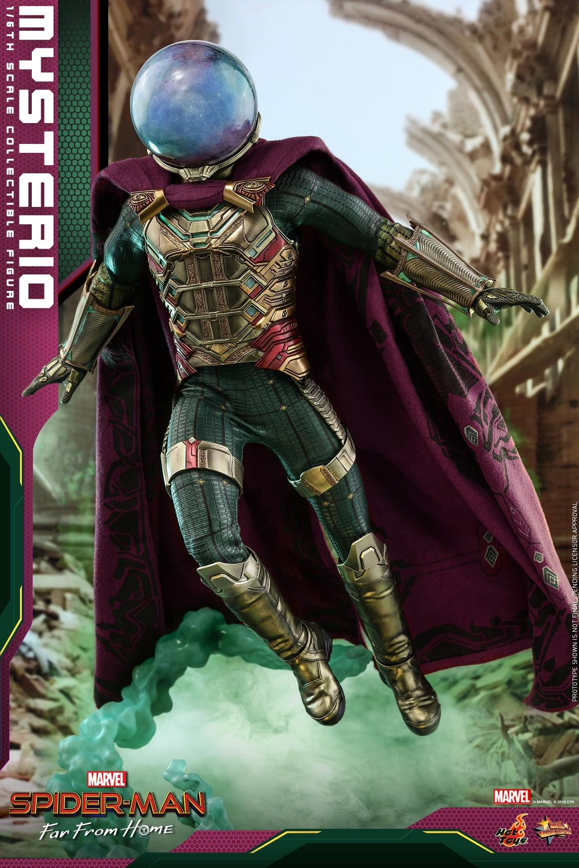 SPIDERMAN FAR FROM HOME - MYSTERIO