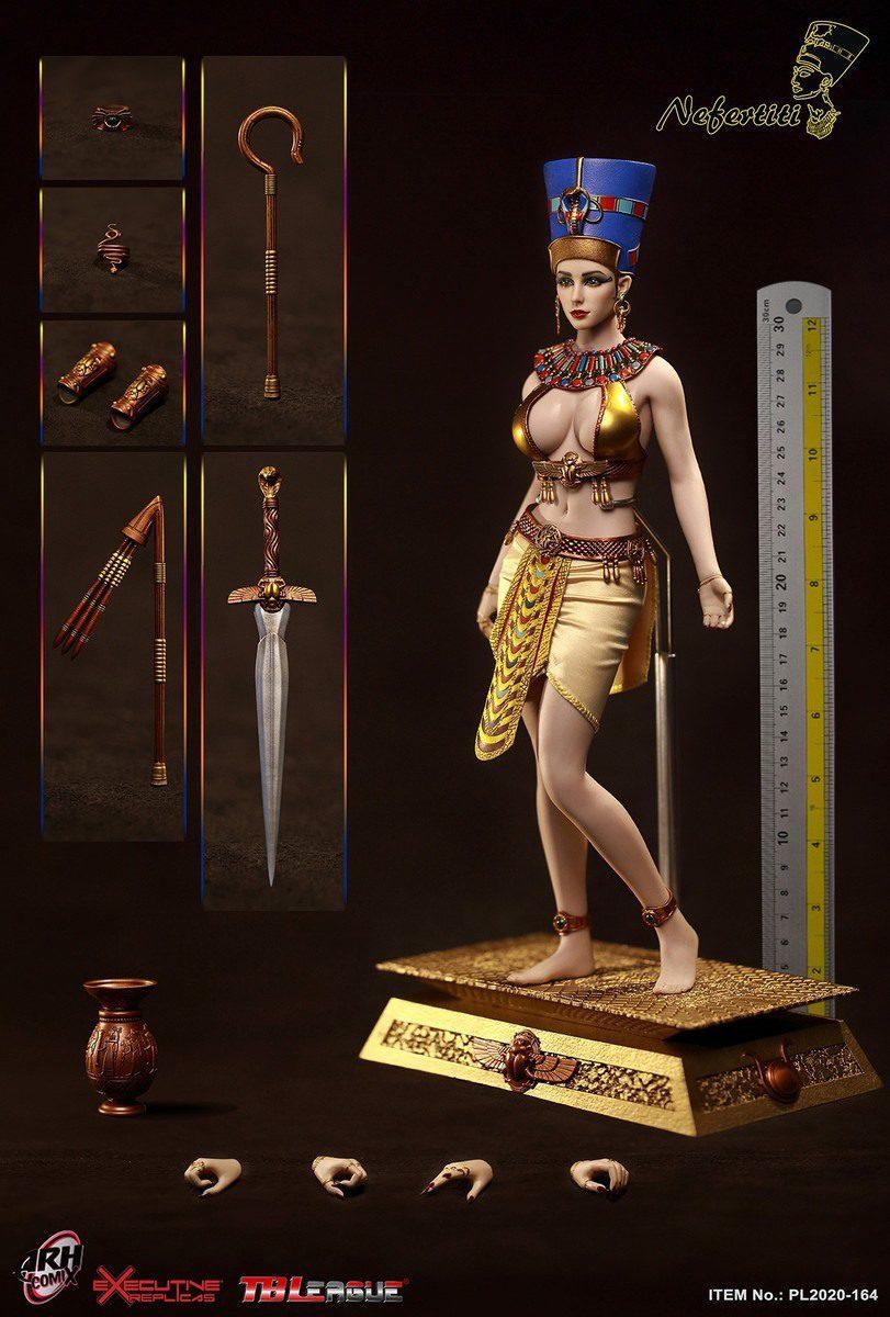 NEFERTITI, A RAINHA DO EGITO