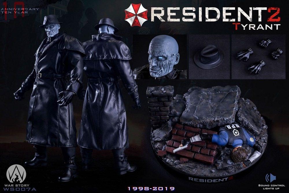 RESIDENT EVIL 2 - MR. X DX