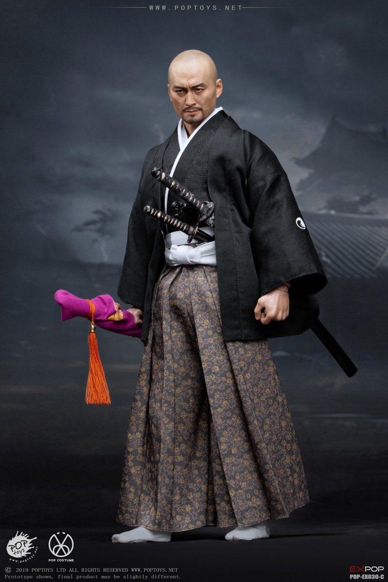 THE LAST SAMURAI - MORITSUGU KATSUMOTO - SET