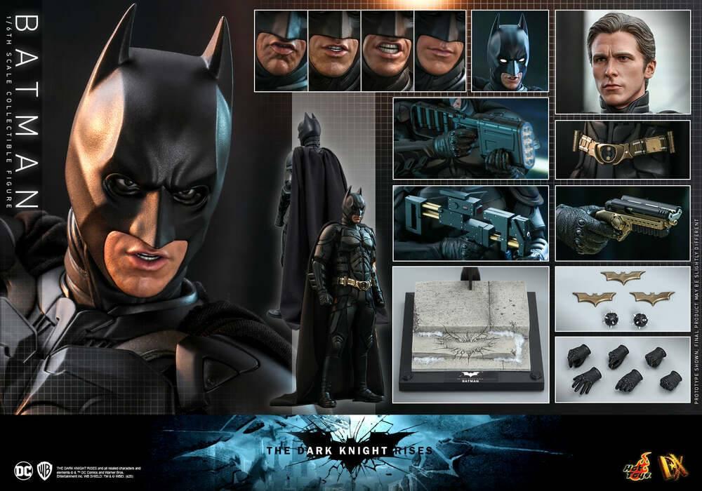 BATMAN - THE DARK KNIGHT RISES DX19