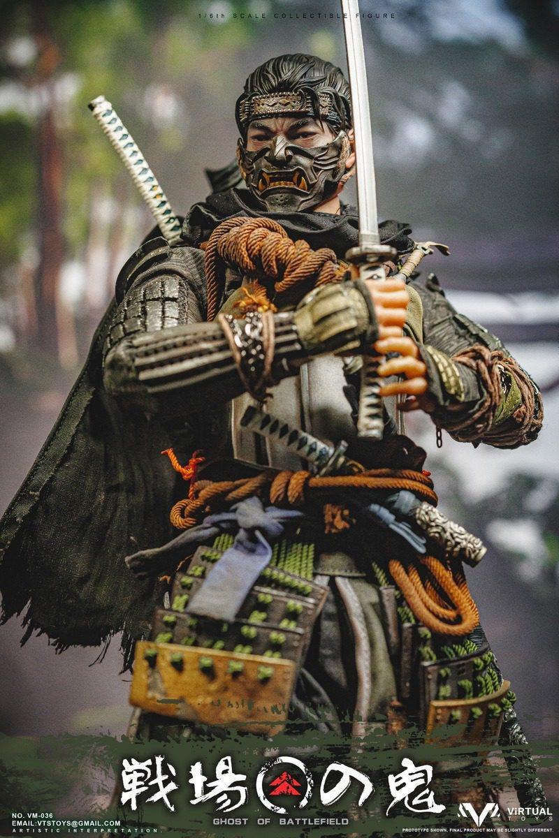 GHOST OF TSUSHIMA - JIN SAKAI (DAISUKE TSUJI) REG