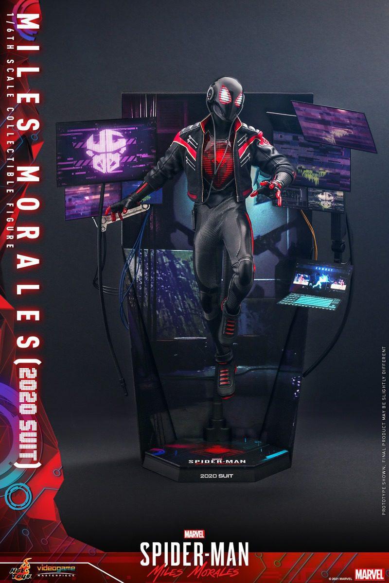 SPIDERMAN: MILES MORALES (2020 SUIT)