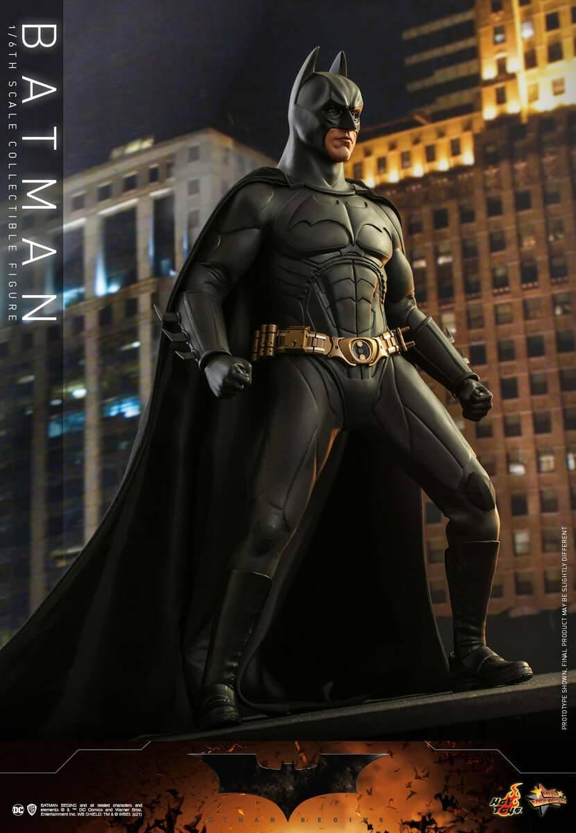BATMAN BEGINS - THE BATMAN